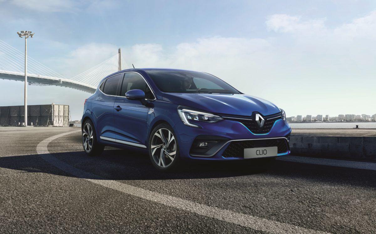Nuova Renault Clio 2019 Auto