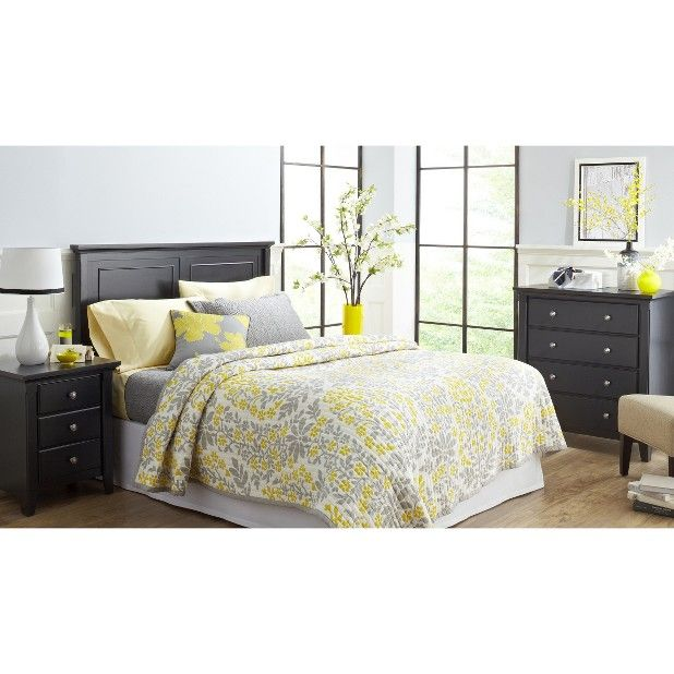Bedding Sadi Pinterest Bedding, Yellow And Grey Bedding   Gray And Teal  Bedroom
