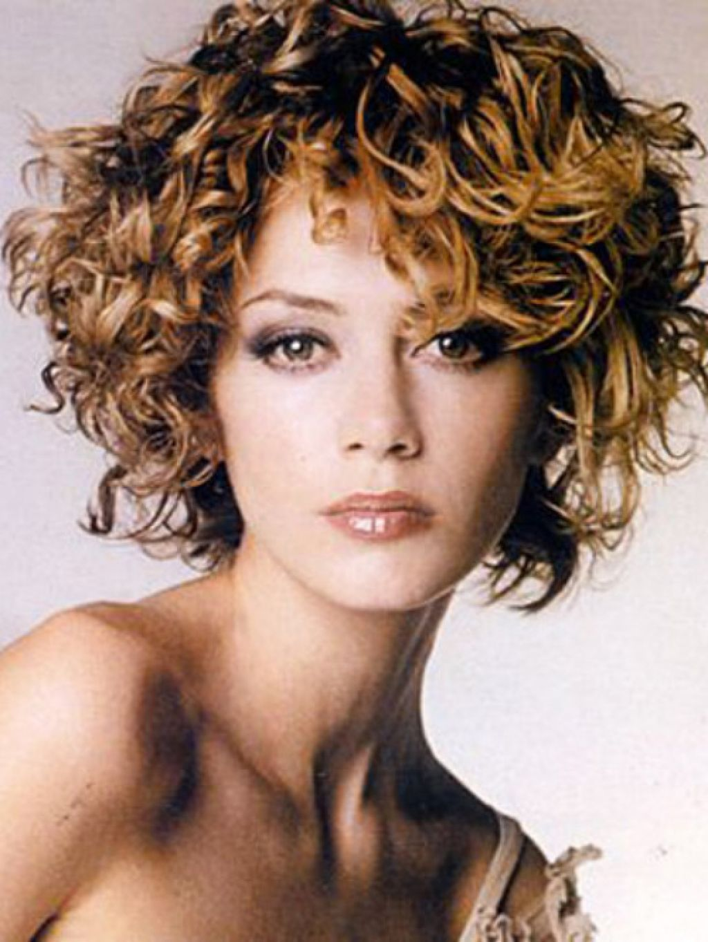 Short Curly Hairstyles For Women Over 40 - Bing Images | Thick hair styles, Short  curly hairstyles for women, Short curly haircuts