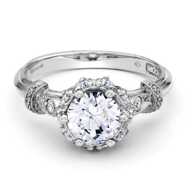 Antique Wedding Rings Dantela Vintage Engagement rings london UK