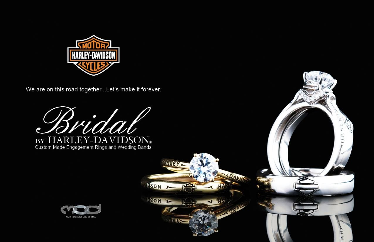 Did you know you can customize your very own Harley bridal