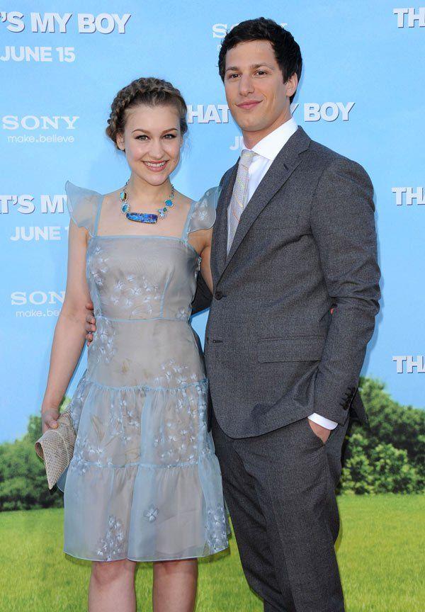 Andy Samberg Former Snl Star Marries Joanna Newsom Celebrity