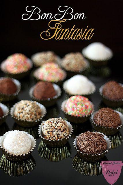 La Cuoca Dentro: Bon Bon Fantasia   Chocolate   Chocolate ...