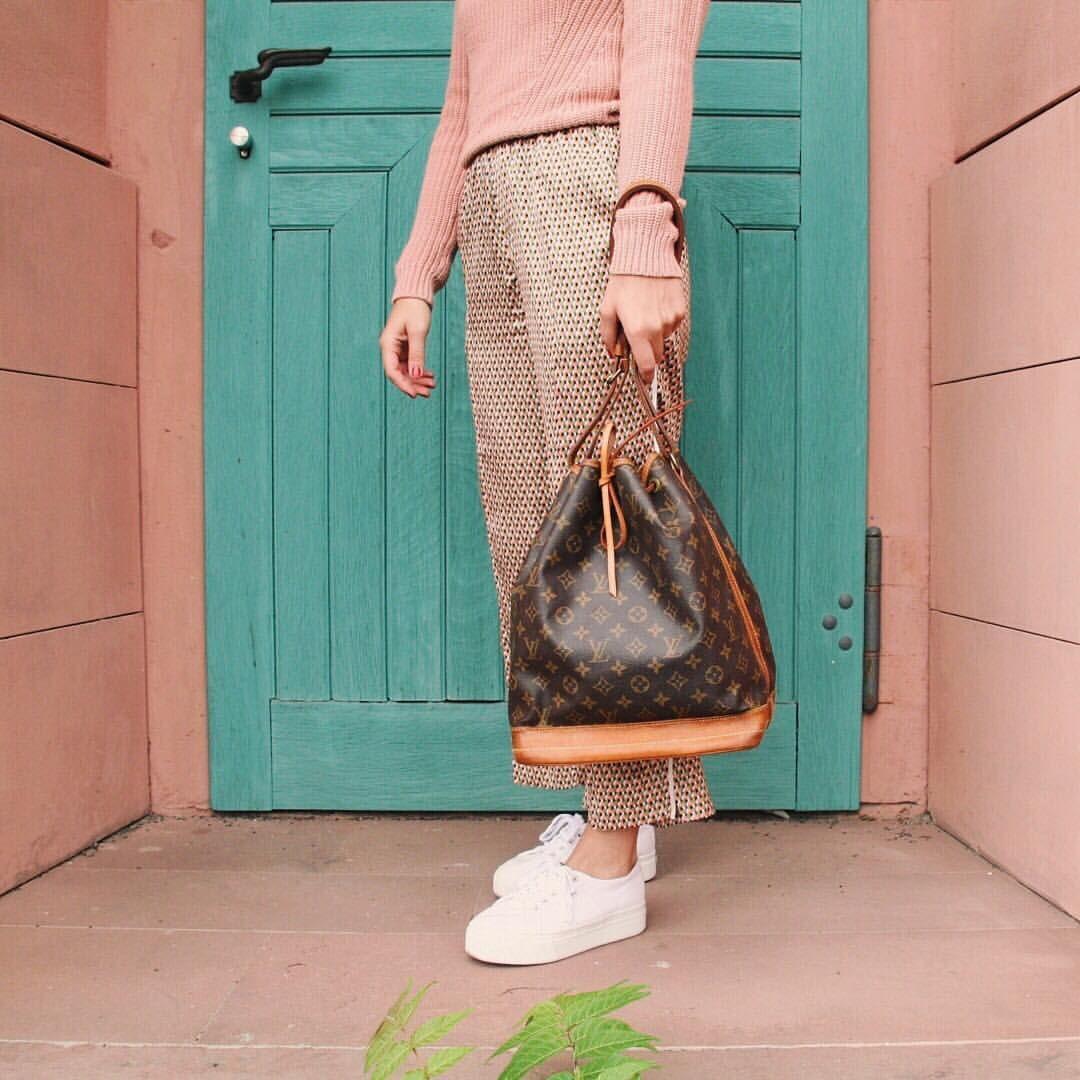 Vintage Sac Noe Mc Louis Vuitton Www Ptmanon De Sacnoe Lv Vintagestyle Fashion Louis Vuitton Noe Bb Vintage Louis Vuitton