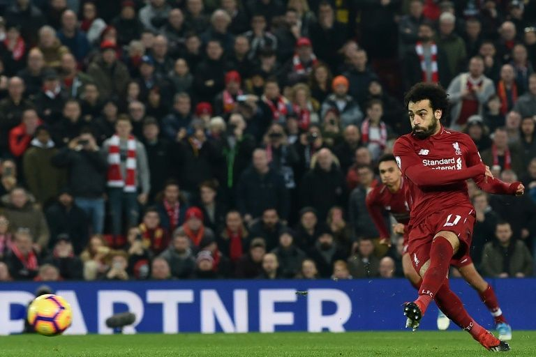 Liverpool Surge Past Newcastle Six Points Clear At The Top With Images Liverpool