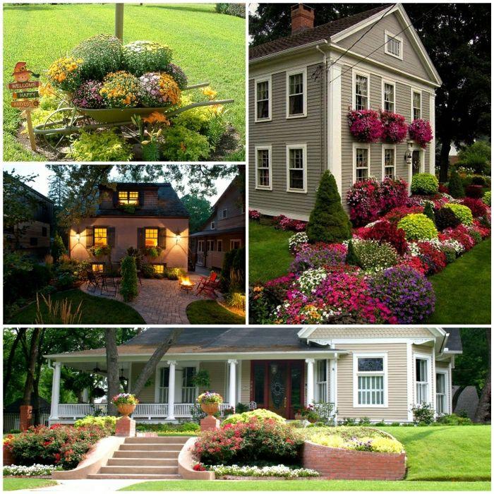 Vorgarten Gestalten  Planen Sie Alles Im Voraus, Um Fehler Zu Vermeiden!