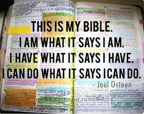 Joel Osteen..a daily dose of encouragement