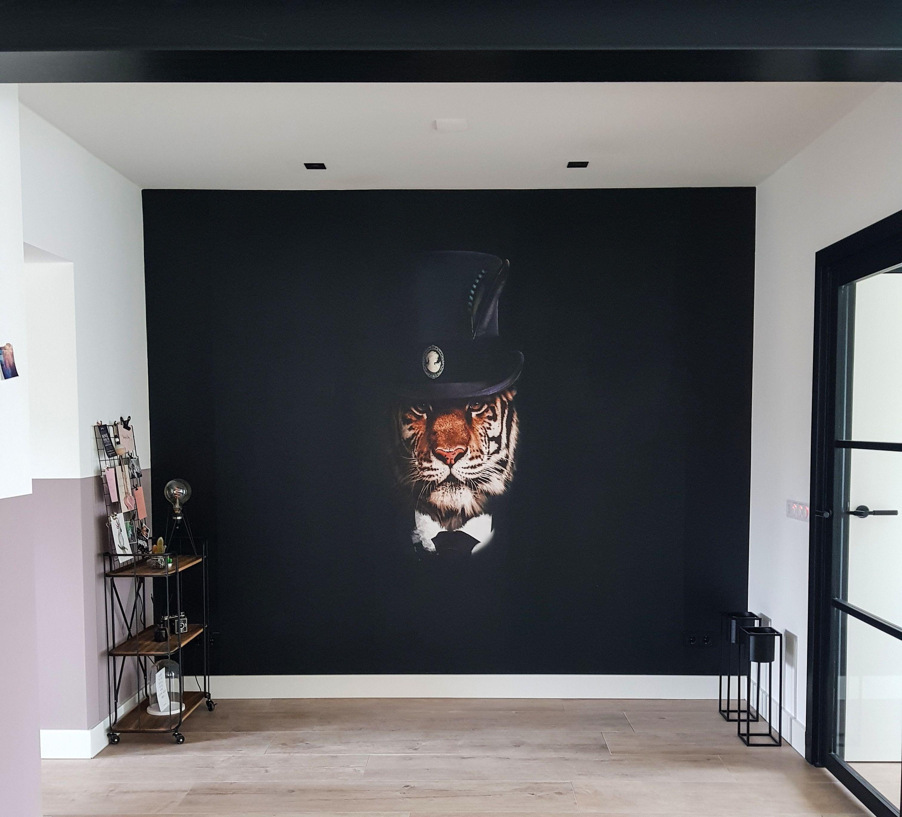 Posters Als Wanddecoratie 30 Fotobehang En Poster Ideeen Makeover Nl Thuis Thuisdecoratie Fotobehang