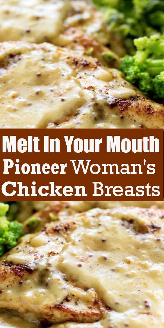 Pioneer Woman S Best Chicken Breasts Pioneer Woman S Best Chicken Breasts Chicken Main Dishes Chicken Recipes Chicken Dinner Recipes