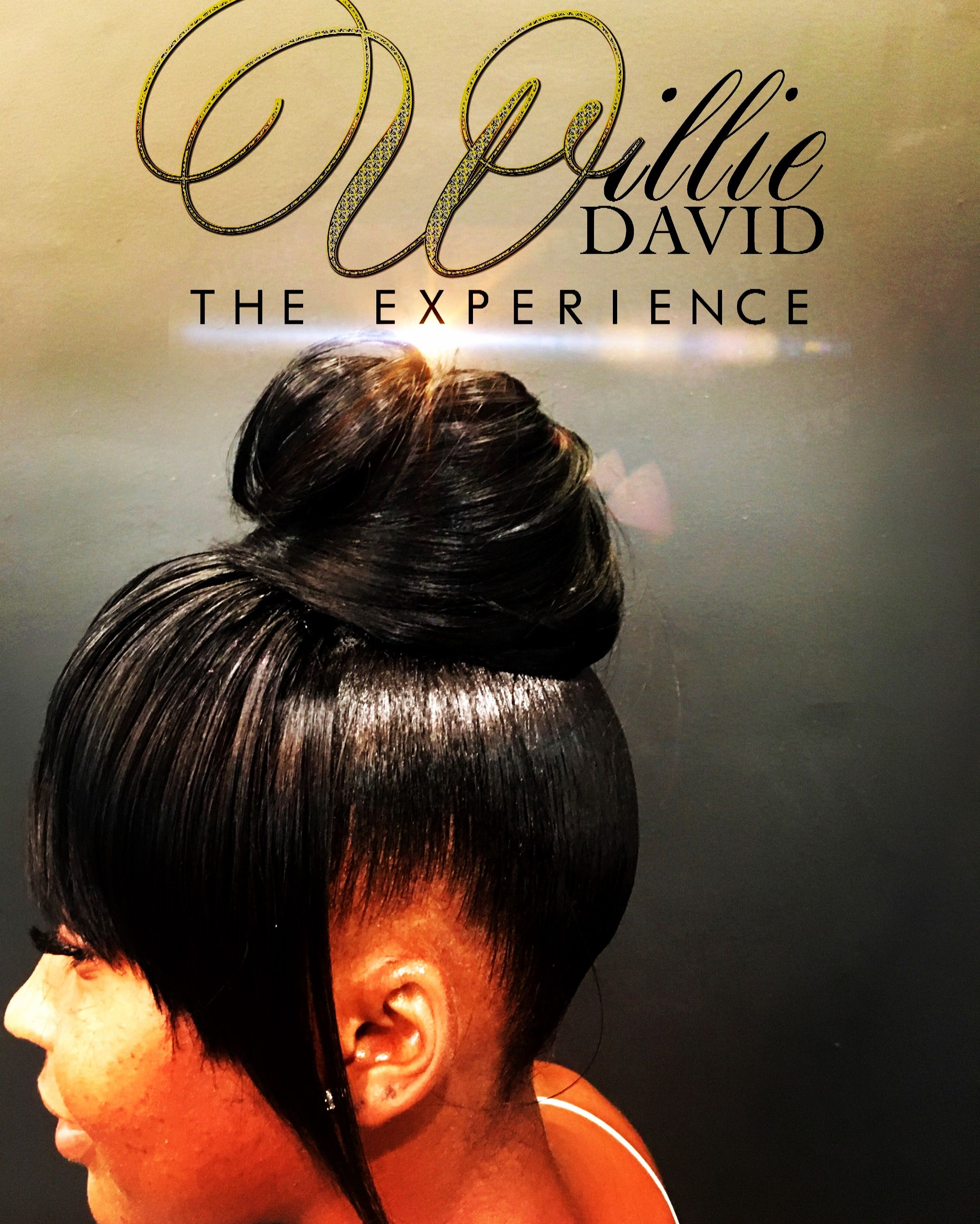 Come and WillieExperienceTheDifference at Willie David