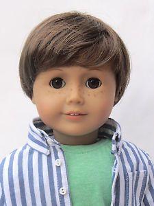 Custom Boy Doll Auction On Ebay Minipparel Boy Doll Clothes Boy Doll American Boy Doll