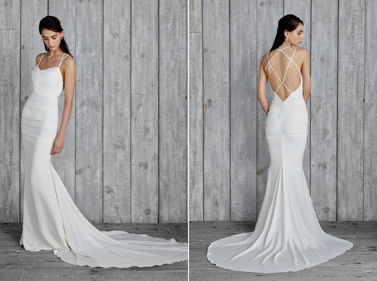 4 Must-Try Nicole Miller Bridal Gowns for Your 2015 Wedding ...