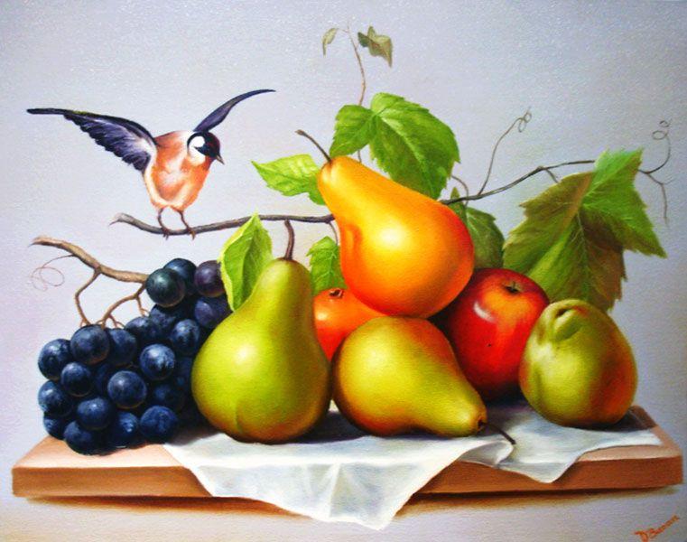 22 Frutas en cuadros