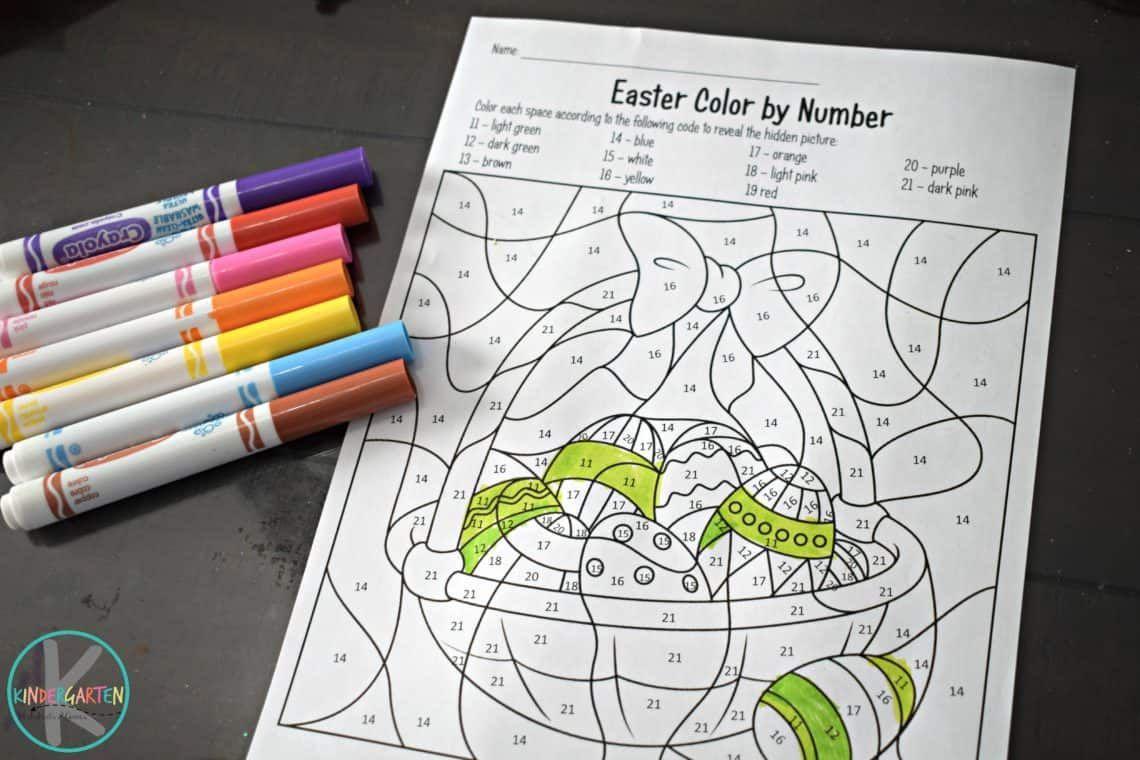 Printable Bunny Ear Hat Alphabet Coloring Pages Kindergarten