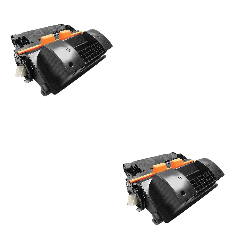 N 2PK Compatible CF281X 81X Toner Cartridge For HP LaserJet Enterprise Flow MFP M630z
