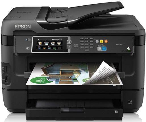 Epson Workforce 7620 Driver Printer Download Epson Best