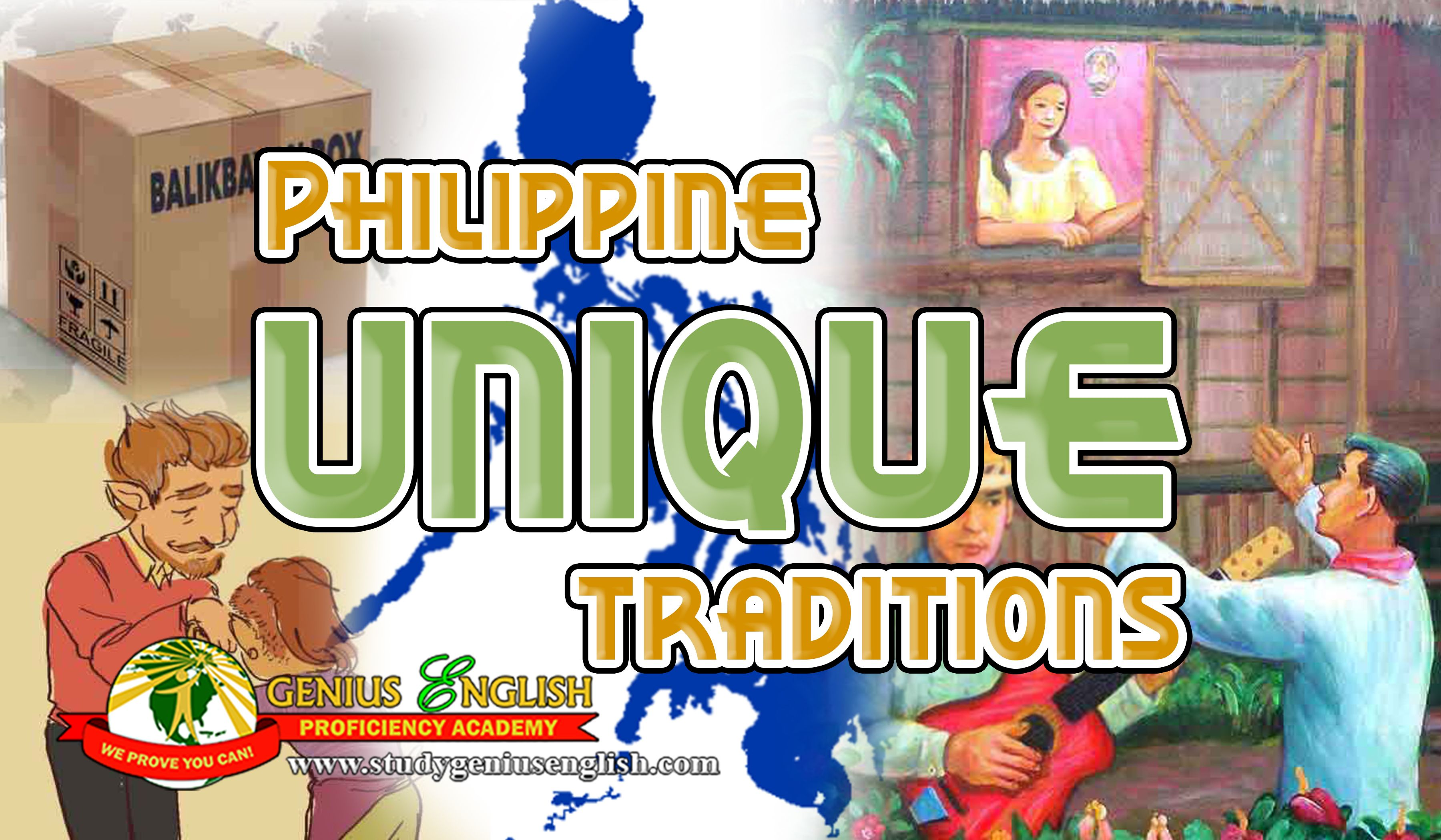 The philippines traditions