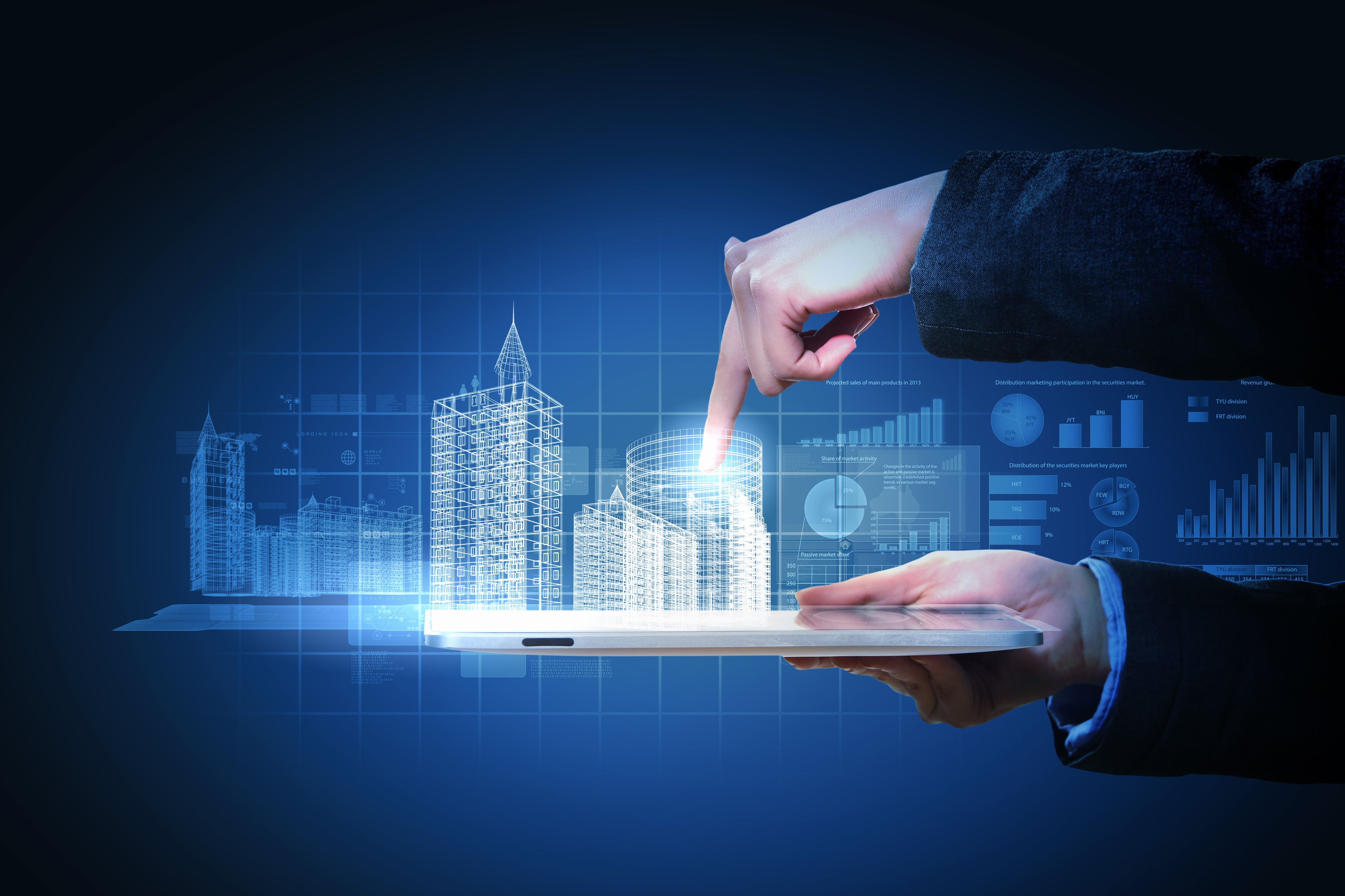 Why Cloud Technology Is Central To The Industry 4 0 Building Management System Building Management Construction Company