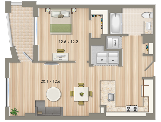 Floor Plans Arquitetura