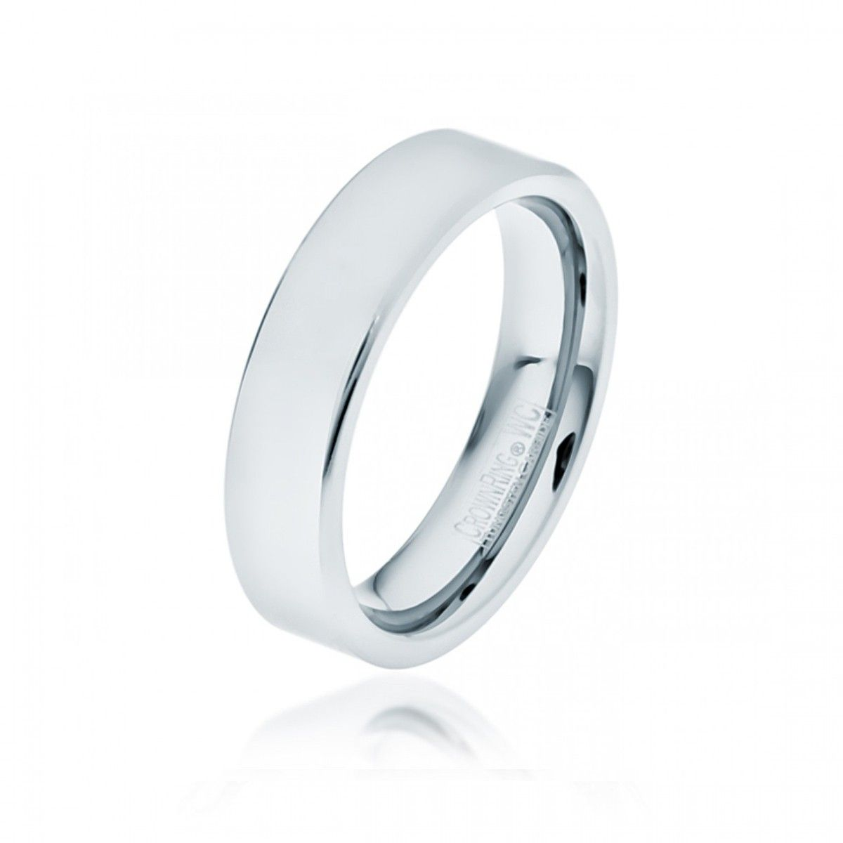 CrownRing Mens Wedding Band 160