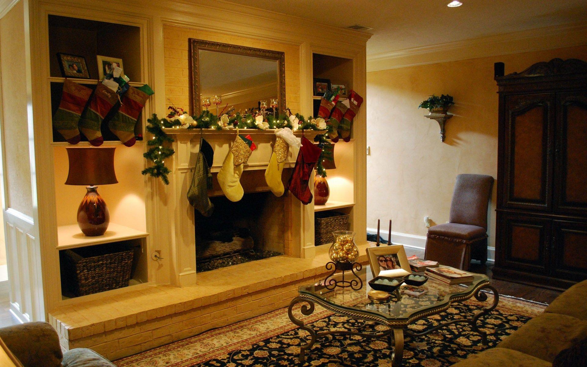 1920x1200 Wallpapers Free Room Christmas Interiorsroom Wallpaperliving