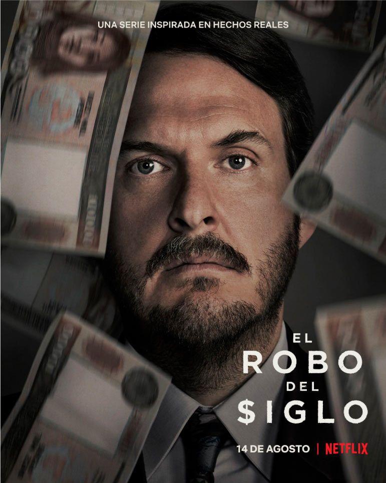 El Robo Del Siglo Poster De Peliculas Cine Series