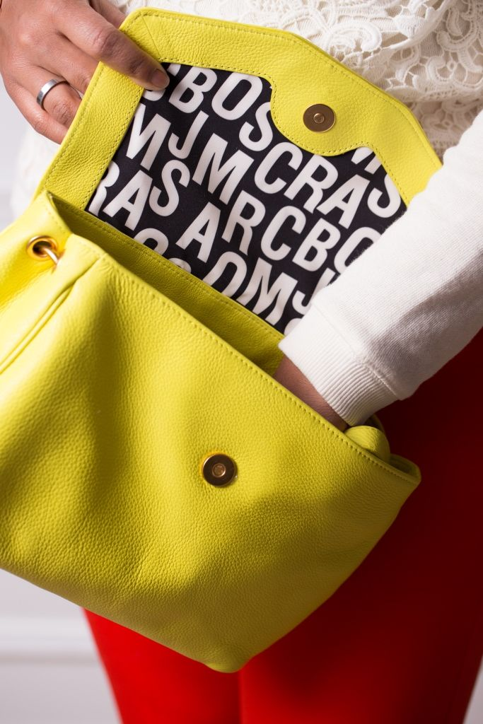 Yellow Marc by Marc Jacobs Purse