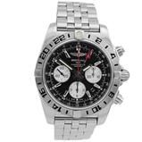 Breitling Chronomat 44 Chronograph GMT Automatic Men's Watch AB0420B9/BB56