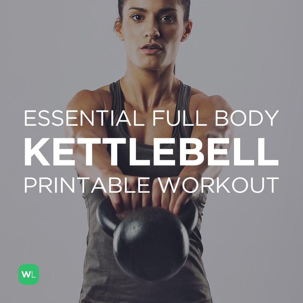Kettlebell Workout For Men: Pin By Brittany Christensen On Healthy ME