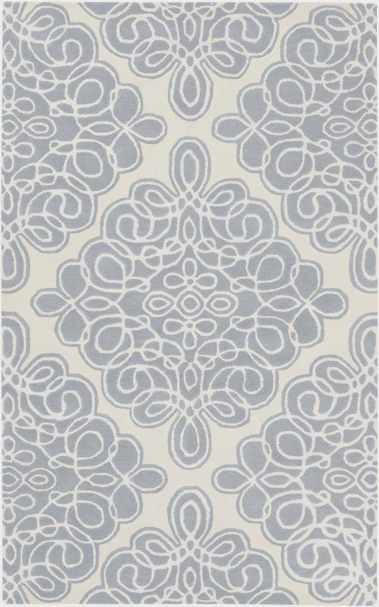 Surya Modern Classics Candice Olson Can1957 Gray Blue Rug 20 Off On Surya Rugs Area Rug Carpet Design S Area Rug Design Classic Home Decor Modern Classic