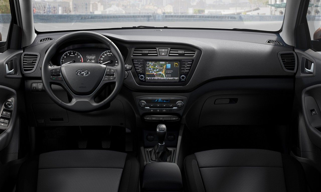 Hyundai Elite I20 To Feature A Touchscreen System From July Hyundai Coupe New Hyundai