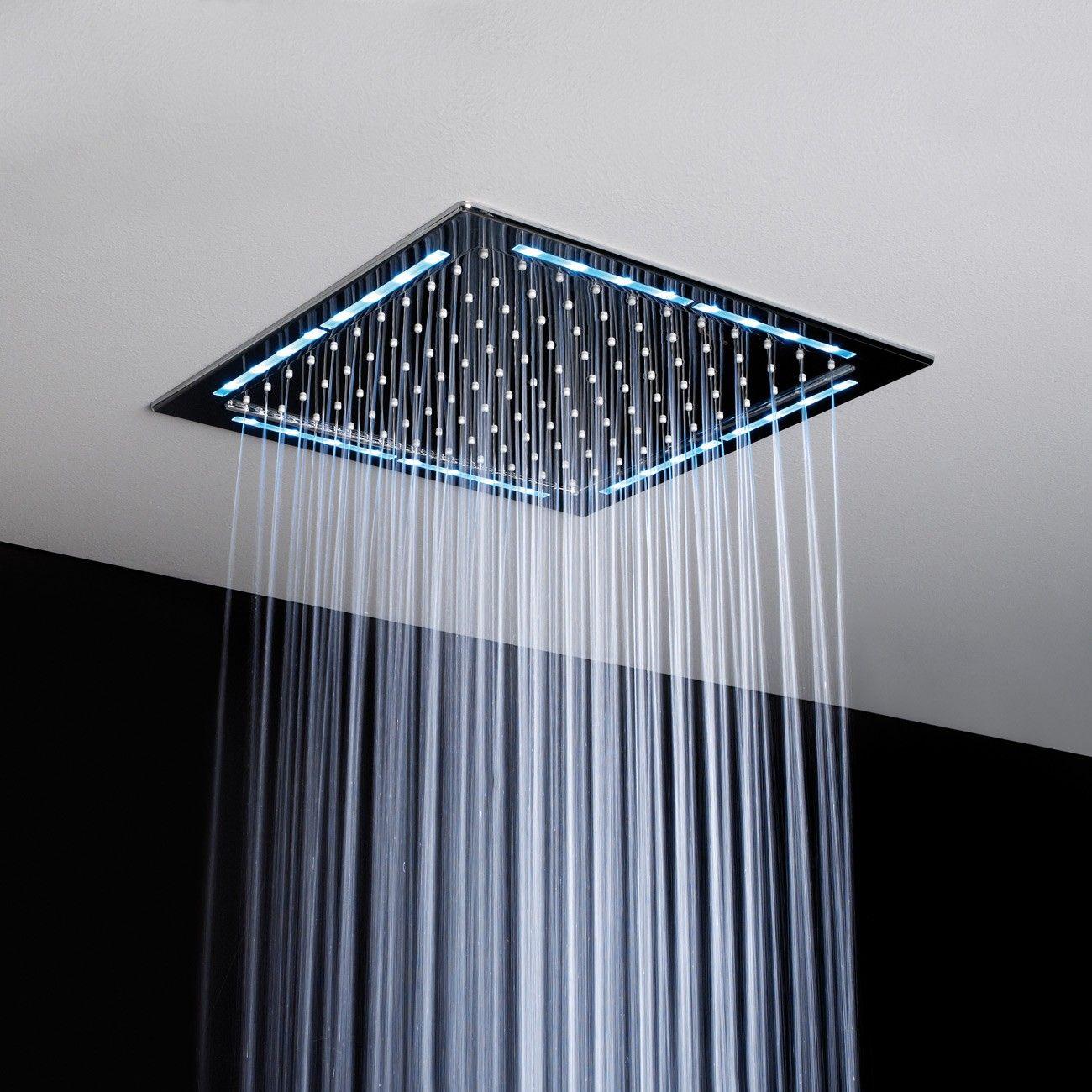 Rainlight Square Ceiling Shower  Rogerseller