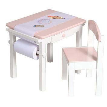 Features A Paper Roll Caddy And A Child Friendly Paper Cutter. Available In  Both