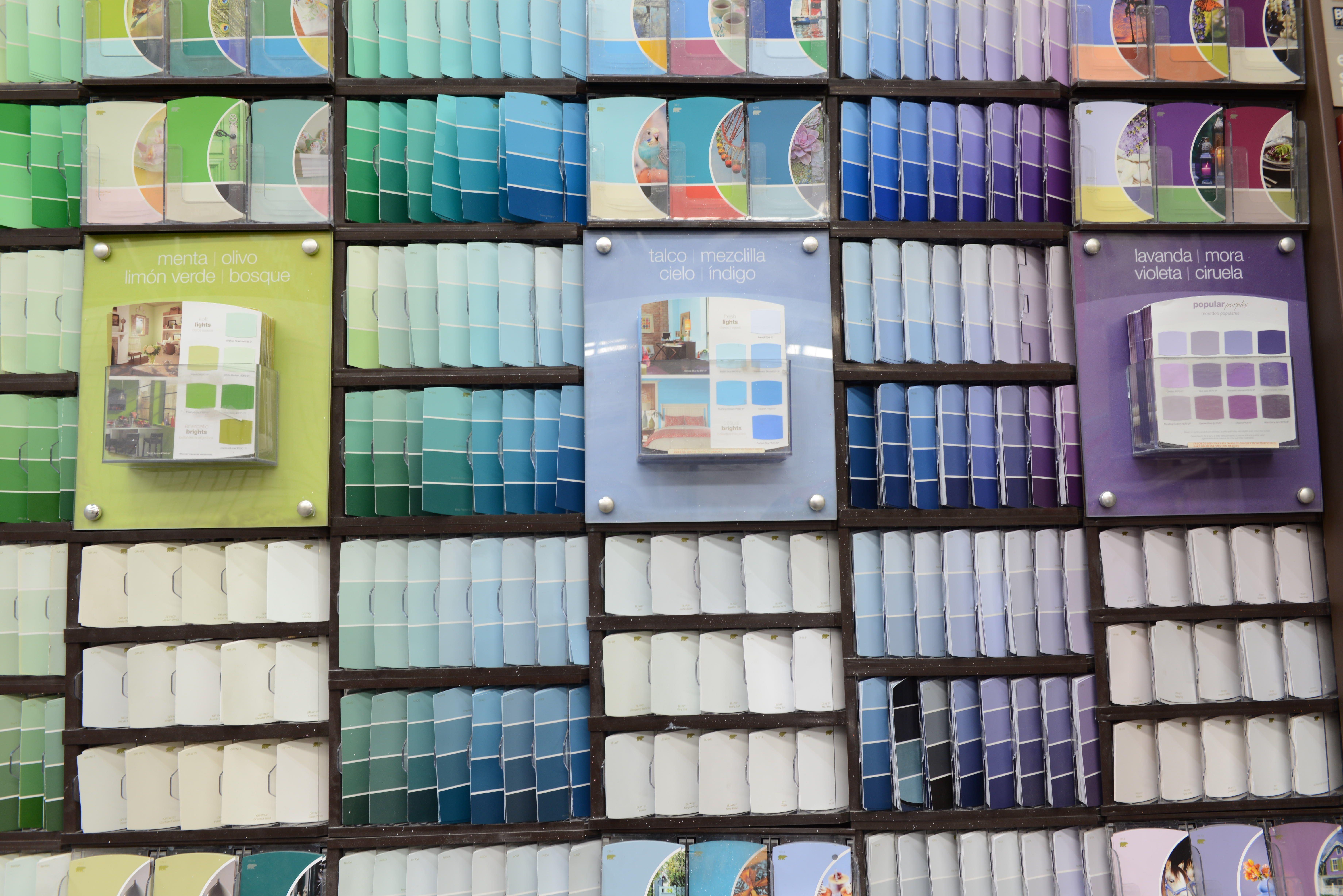 Colores De Pintura Para Tu Hogar Sabias Que En The Home Depot