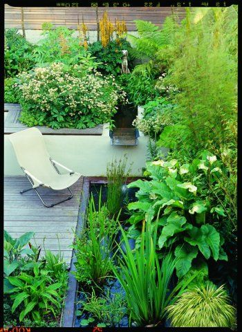 Small Romantic Garden | How to Create Beautiful Gardens in Small ...