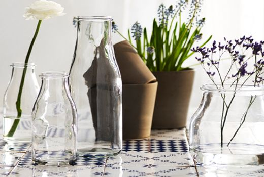 Affordable Vases From Ikea Especially Love The Ensidig Vases Which