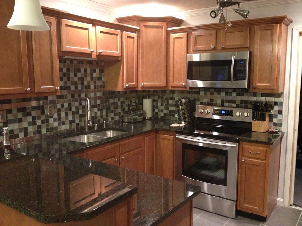 Bretwood Maple | Kitchen layout, Kitchen remodel, Kitchen