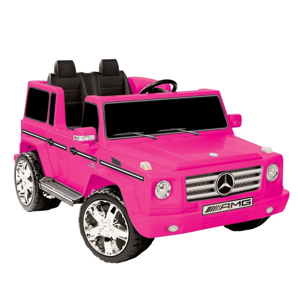 e3c86e3dc20 Kid Motorz 12V Mercedes Benz G55 AMG Two-Seater Ride-On