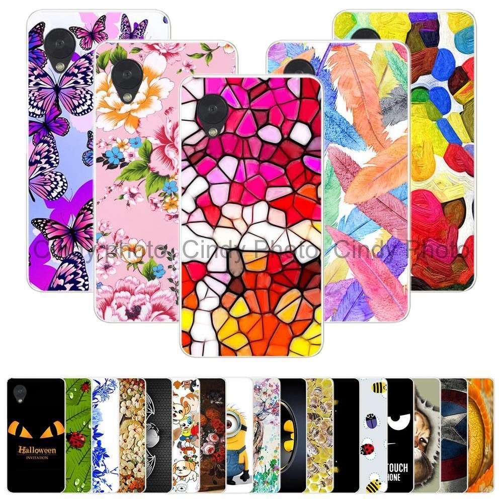 For Lg Nexus5 Nexus 5 E980 D820 D821 Hard Case Cover Tower Animal Insect Cartoon Case Cover Case Hardcase