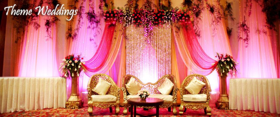 Indian Wedding Hall Decoration Ideas