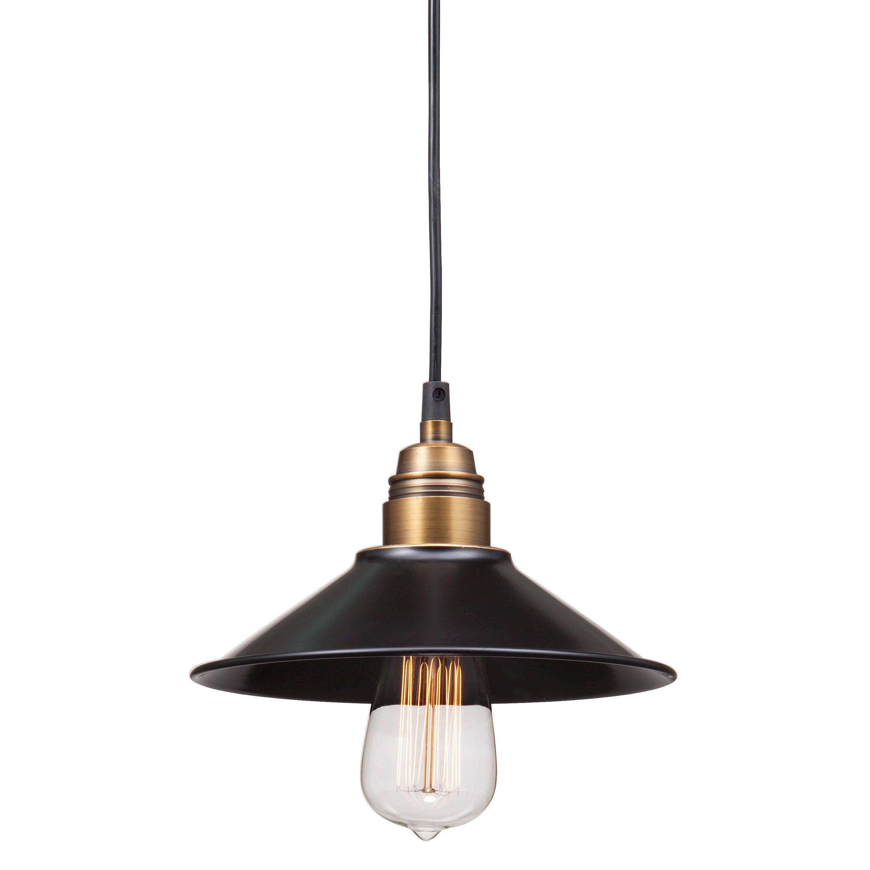 Zuo Amarillite Ceiling Lamp Black Target Ceiling