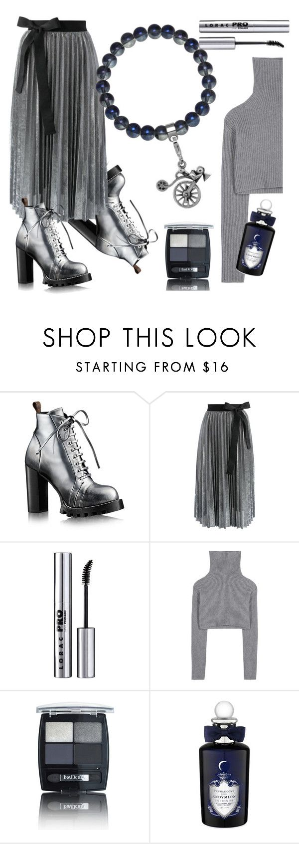 """ledile"" by marina-labutina on Polyvore featuring Chicwish, LORAC, Valentino и PENHALIGON'S"