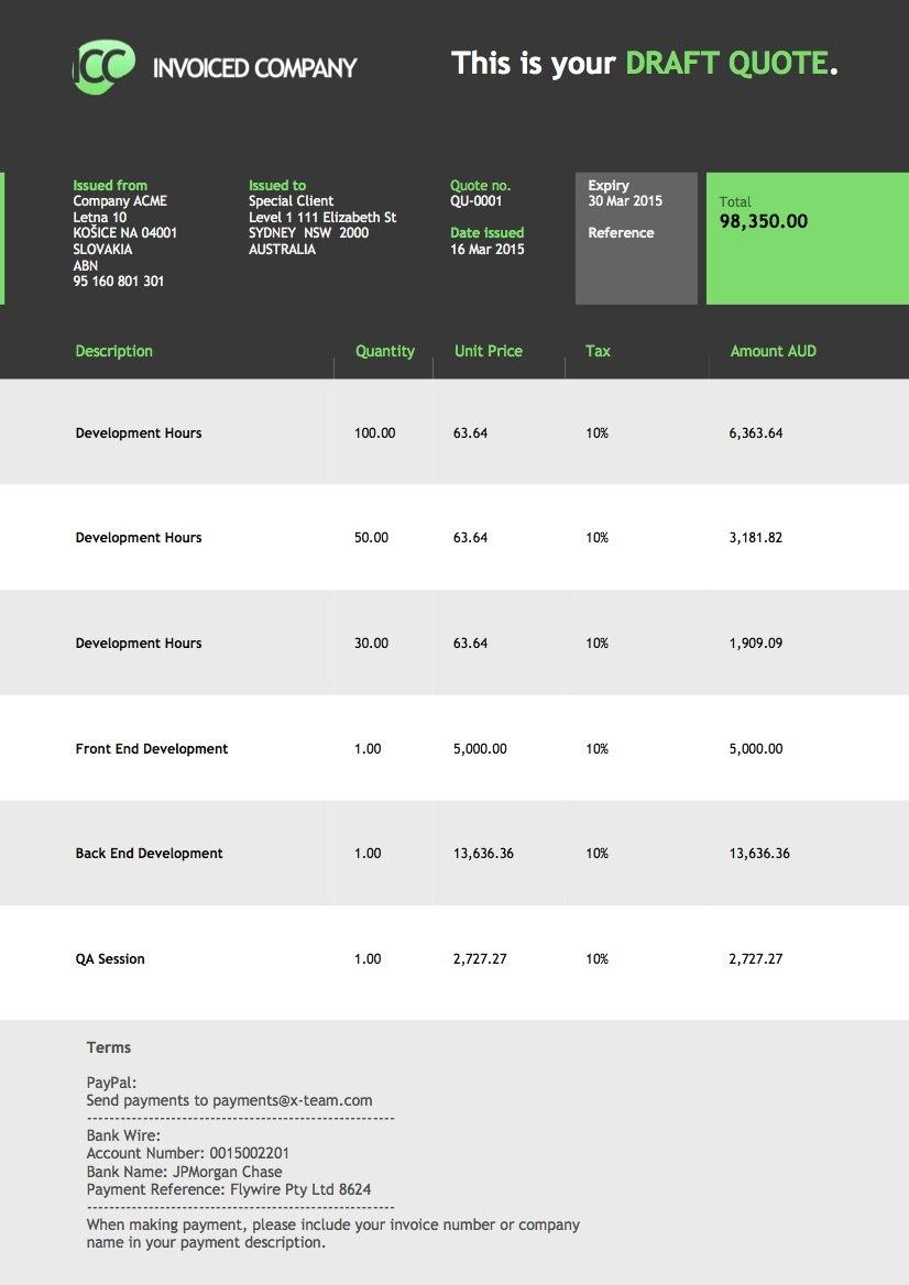 Xero Invoice Theme Charging D Affair Invoicethemes Your Source Within Xero Custom Invoice Template 10 Pr Invoice Template Customs Invoice Invoice Layout