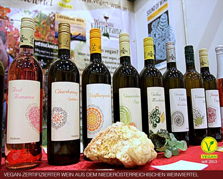 Vegan-zertifizierte Weine - Weinbau Fürnkranz - Startseite