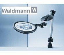 Waldmann Tevisio RLLQ 48/2/R Magnifier Luminaire