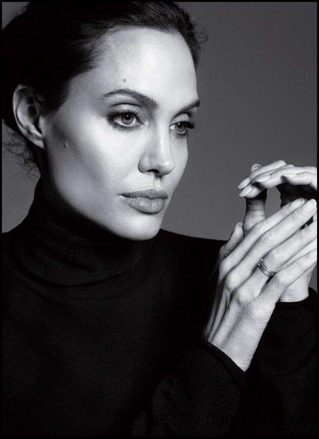 Анджелина Джоли ©Паола Кудацки