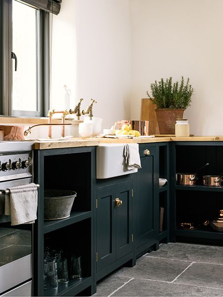 how to get a stylish kitchen on a budget period living kitchen