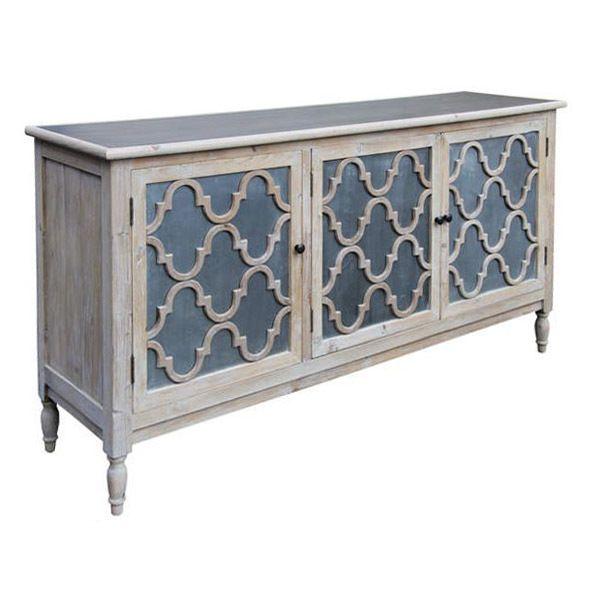 Trellis Sideboard   Moroccan Furniture
