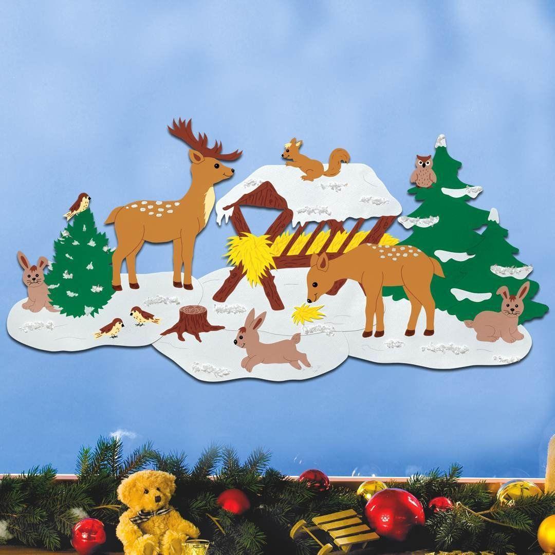 Herbstliche fensterbilder aus tonpapier google suche templates in 2018 pinterest - Fensterbilder weihnachten ...