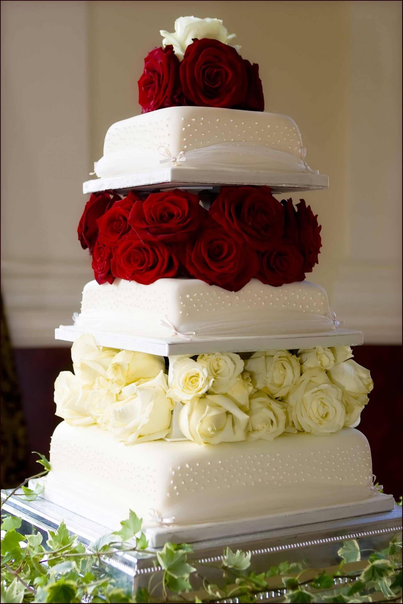Hochzeitstorte Mit Rosen Bildergalerie Wedding Cakes Pinterest
